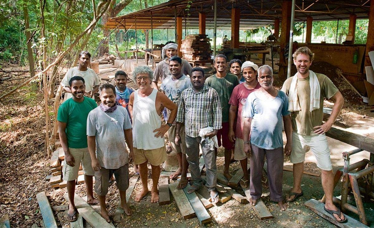 Auroville - nowy wspaniały świat
