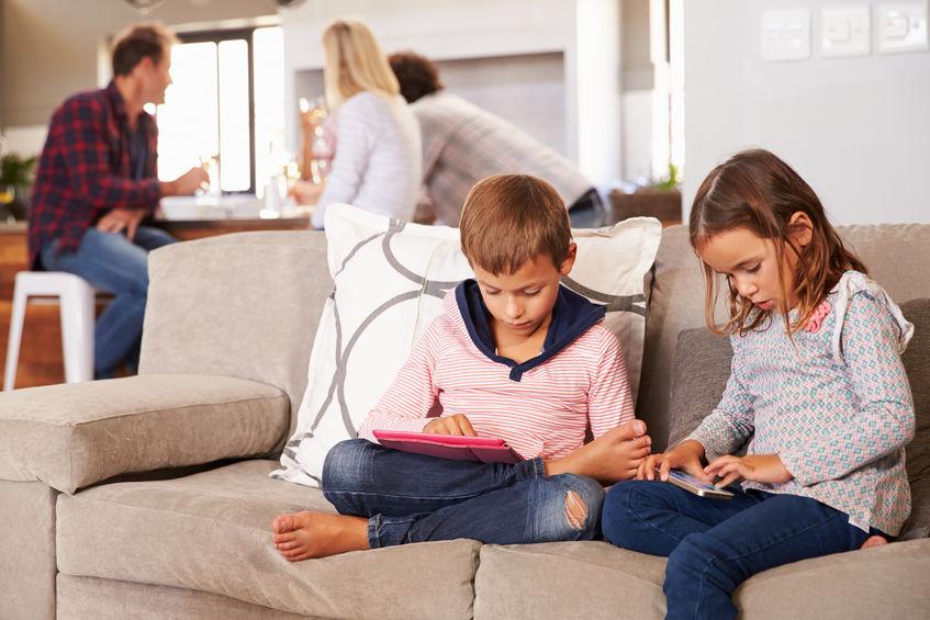 Rozmowa z dzieckiem zamiast smartfona