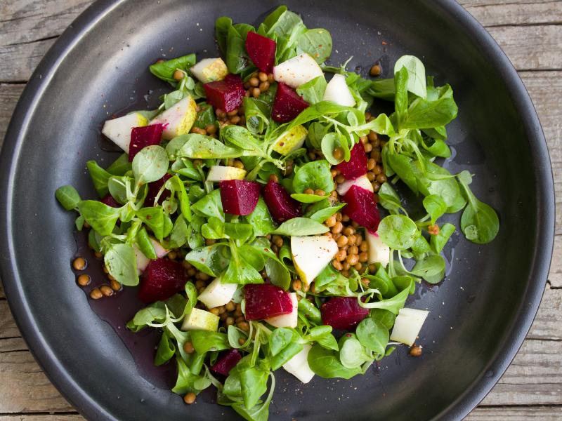 Zdrowie na talerzu: Bez mięsa, bez wyrzeczeń
