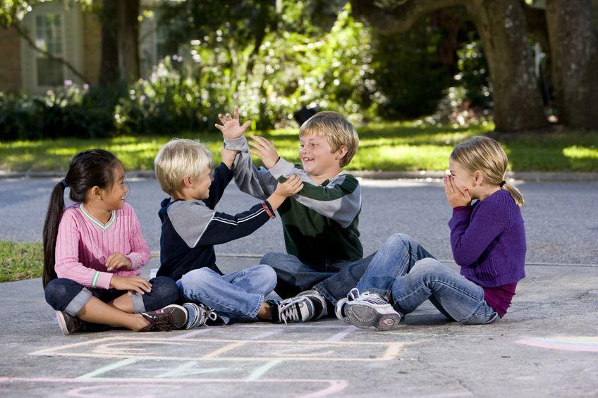Jak pomóc dziecku znaleźć przyjaciół? (cz. 1)