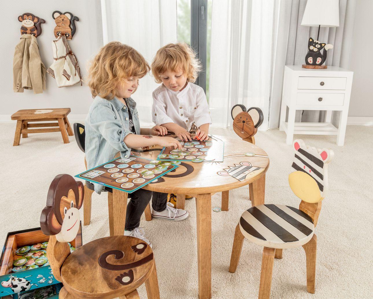 Rozwojowe meble-zabawki do pokoju dziecka