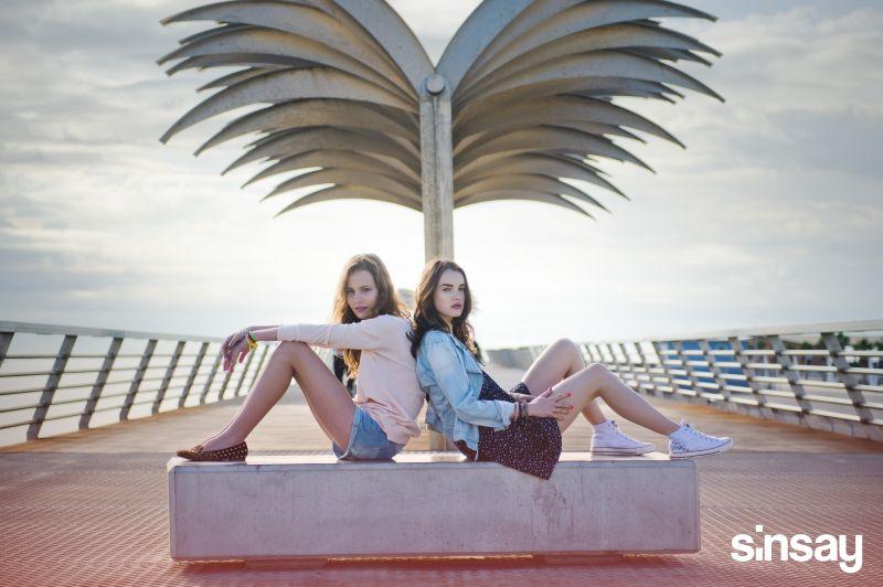 Sinsay, marka dla modnych dziewcząt