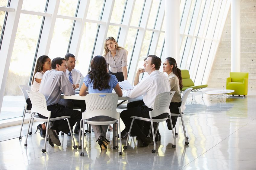 Zarządzanie zespołem.Czy umiesz wydawać polecenia?