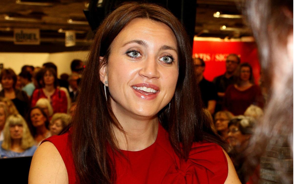 Camilla Läckberg: Trzeba zacząć od siebie