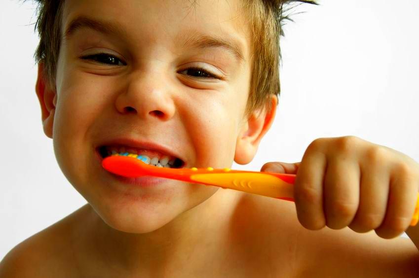 Naucz dzieci dbania o zęby