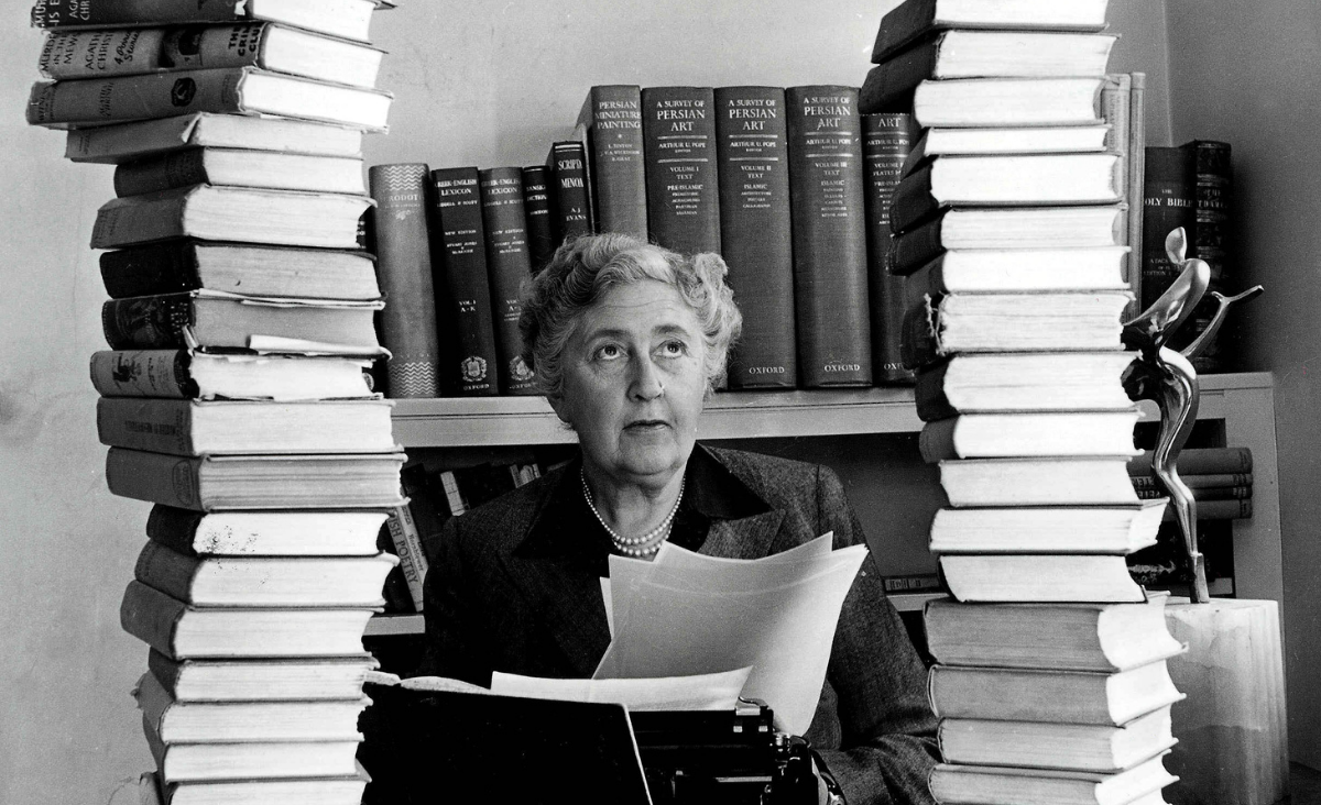 Agata Christie. Życie ciekawsze niż książki