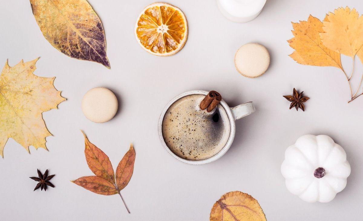 2 przepisy na zimową kawę