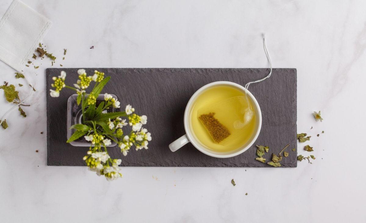 Dobrodziejstwo zielonej herbaty
