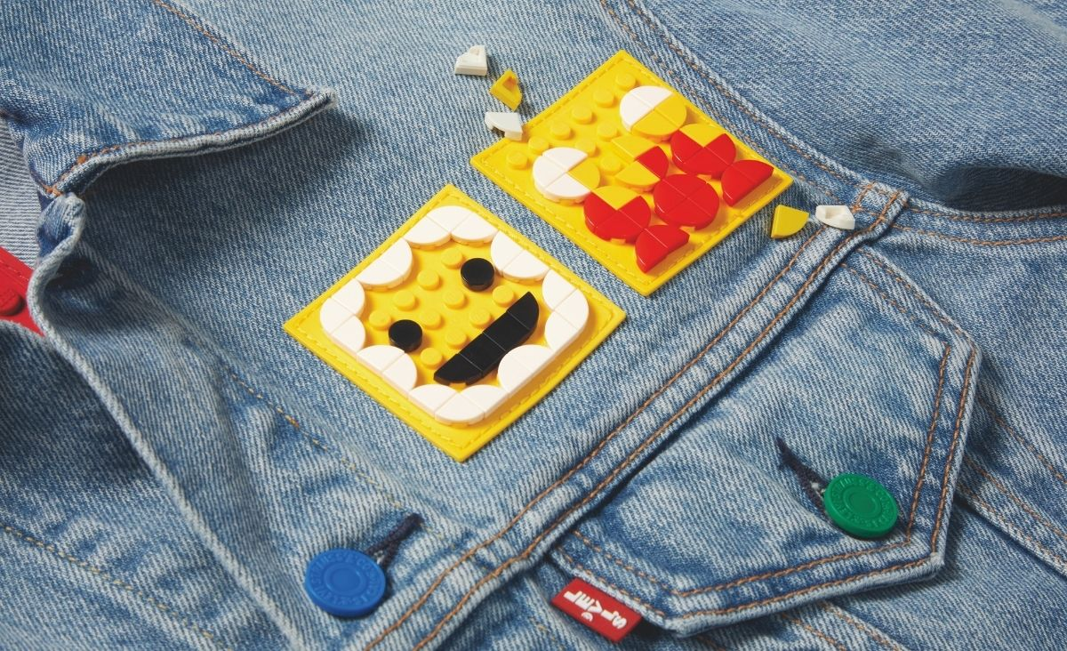 Kreatywność i wolność tworzenia - niezwykła współpraca marki Levi's i Lego
