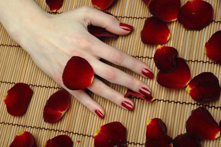 Kolory jesieni na paznokciach