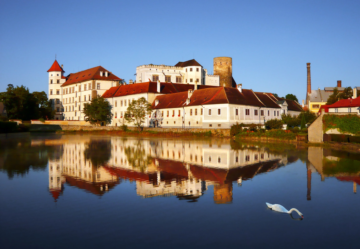 Renesansowe wycieczki po Czechach w stylu włoskim