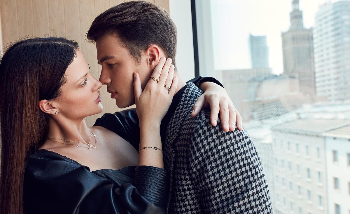 Biżuteria Apart - czułe miłosne wyznanie