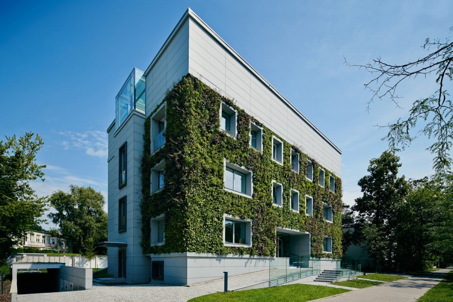 Najlepsza architektura 2014