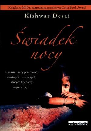 "Kishwar Desai, ""Świadek nocy"""