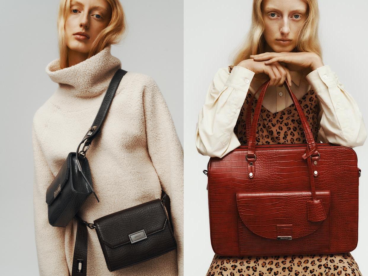 Funkcjonalne torebki damskie o uniwersalnym zastosowaniu