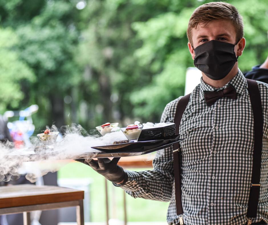 Belvedere Catering by Design - rozwiązania na bezpieczne eventy w czasie epidemii