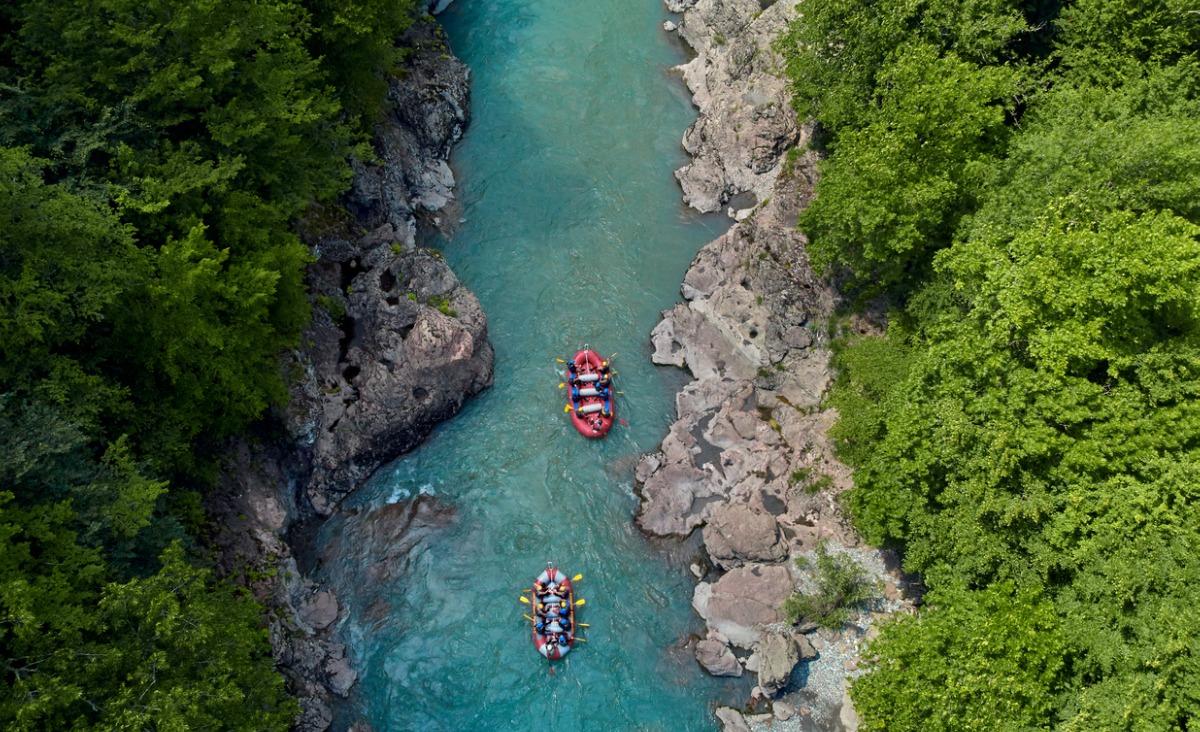 Rafting: ty kontra rzeka