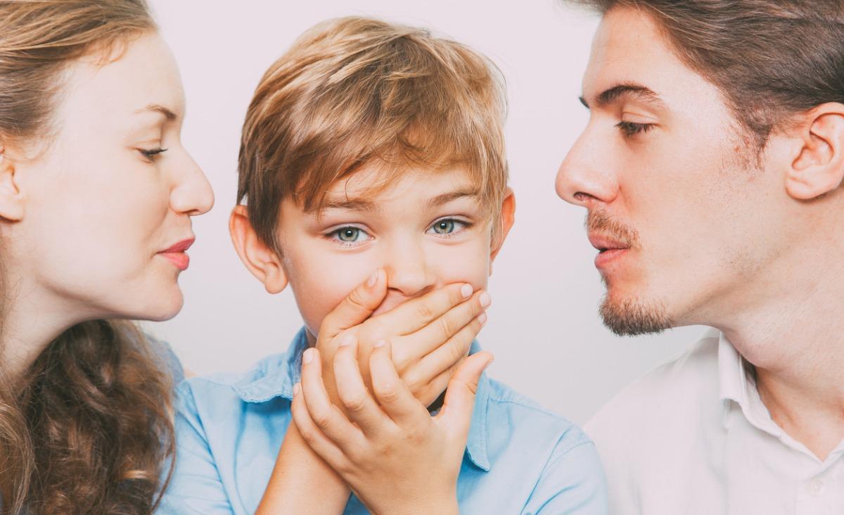 Co robić, gdy dziecko zadaje intymne pytania?