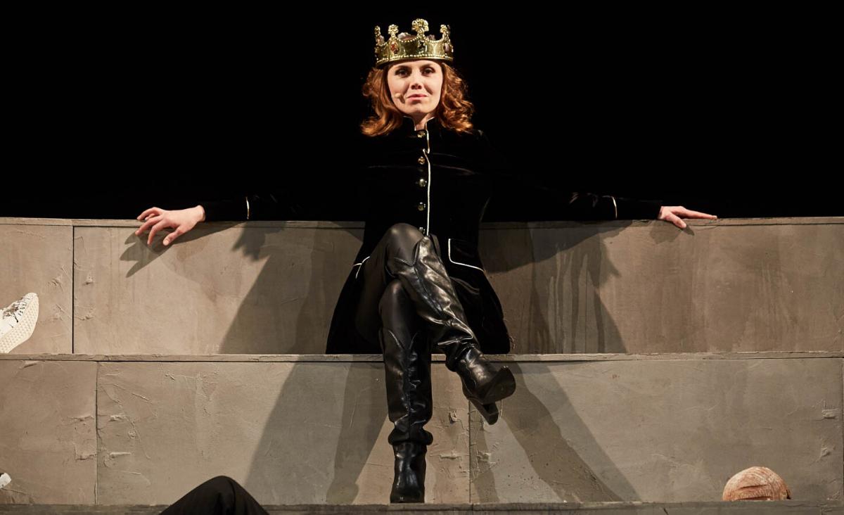 """Czy walka o słuszne idee jest warta morderstwa? """"Balladyna"""" w Teatrze Słowackiego w Krakowie"""