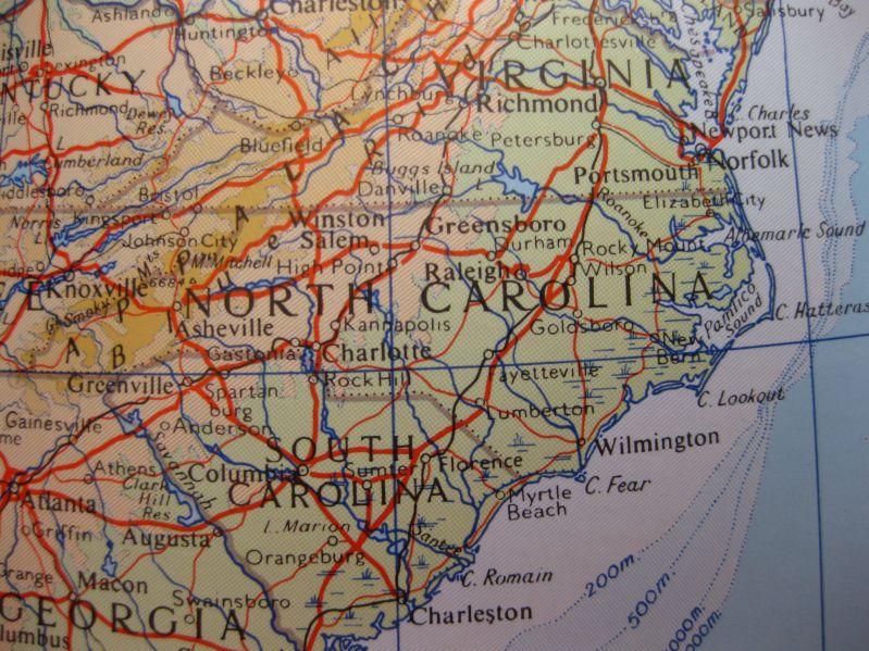 Karolina Południowa