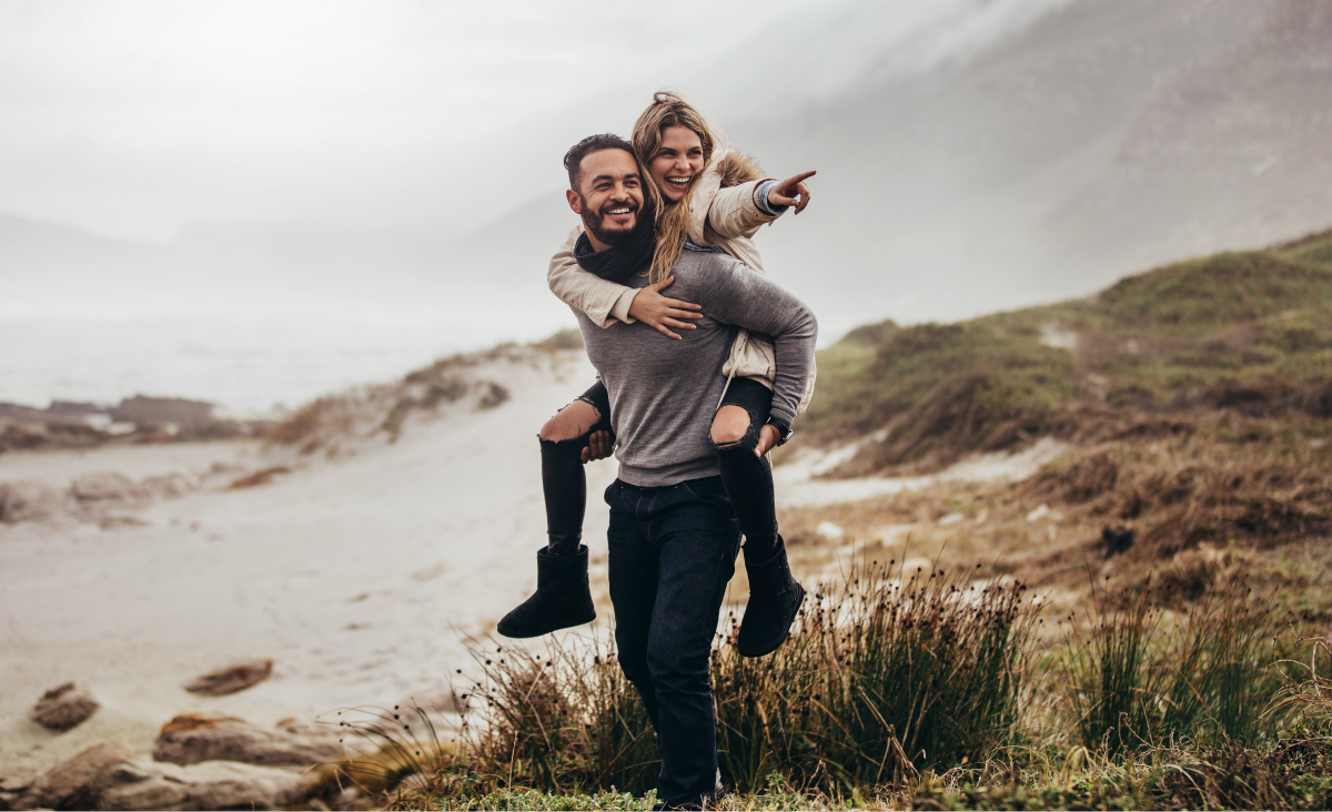 Od czego zależy szczęście w związku? - wyjaśnia Wojciech Eichelberger