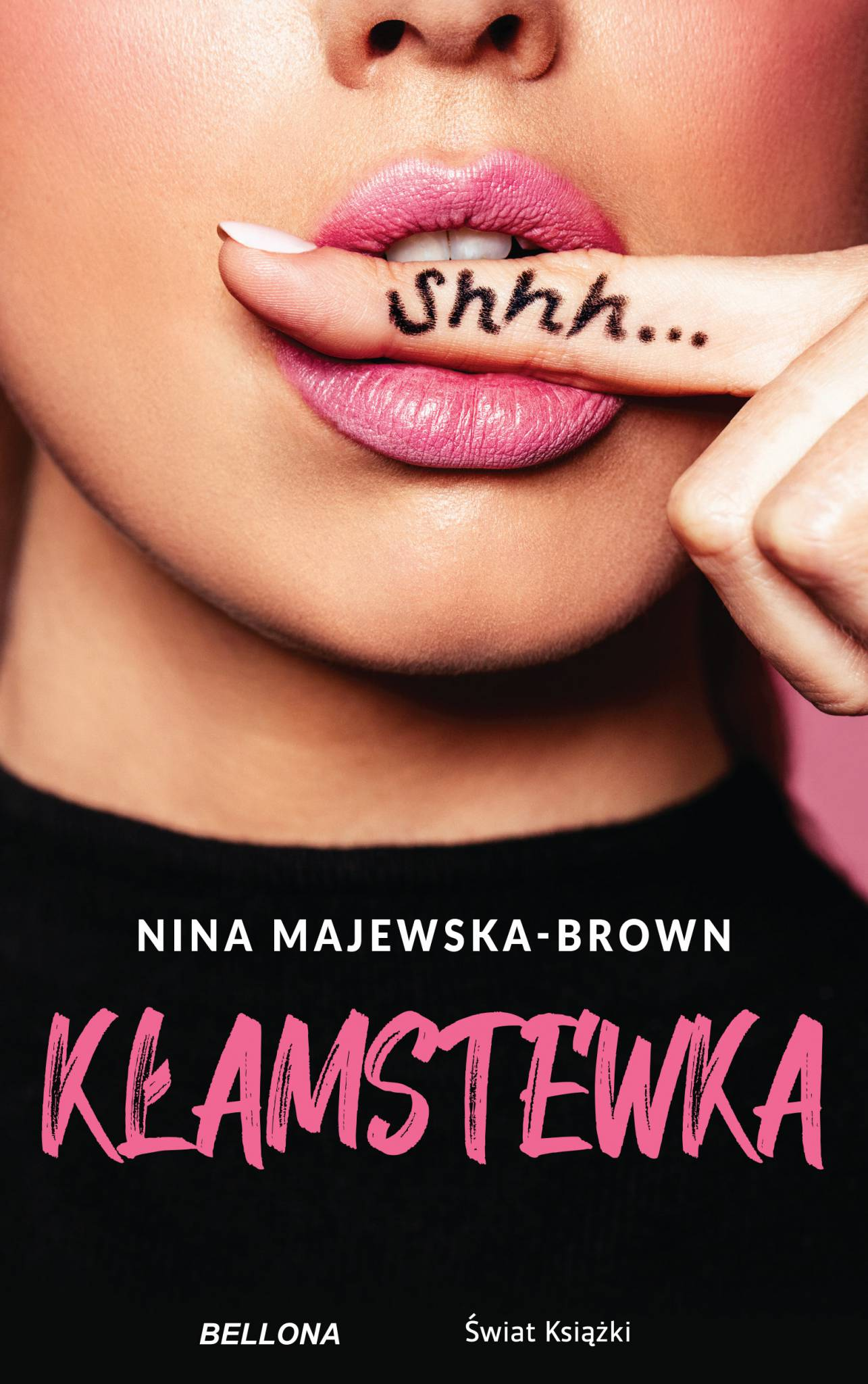 """Ile razy ktoś cię okłamał? Wywiad z Niną Majewską-Brown o jej najnowszej książce """"Kłamstewka"""""""