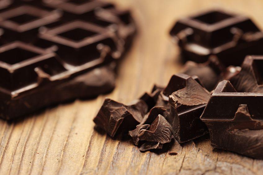 Przeciwutleniacze i gorzka czekolada