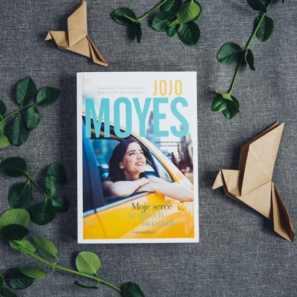 Jojo Moyes – współczesna historia o Kopciuszku, który napisał wielki bestseller