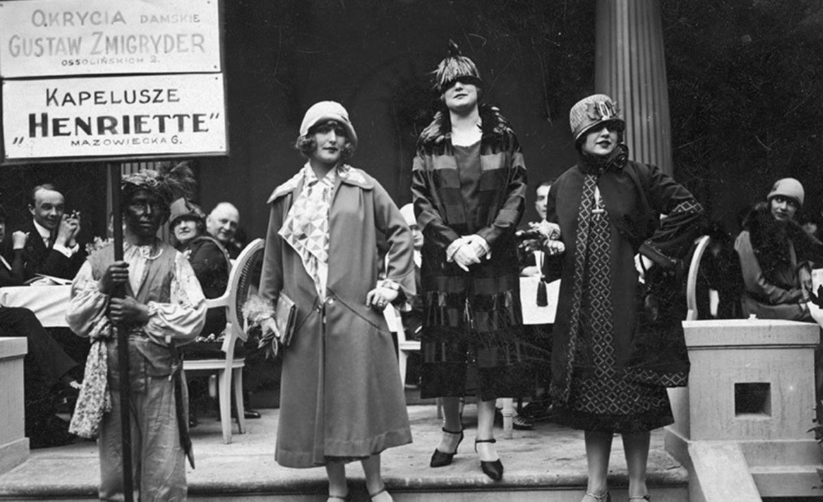 Niebezpieczne ujęcia. 100 lat fotografii mody w Polsce
