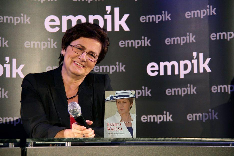 Danuta Wałęsa – Ta książka jest do bólu szczera