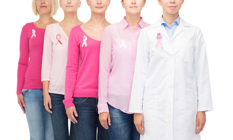 Rak piersi w 10 odmianach