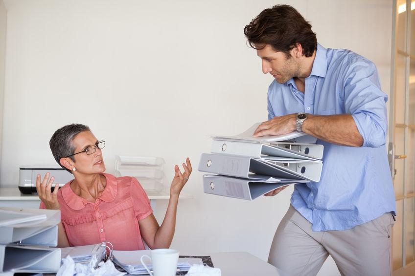 Narcyz w pracy: zrób to za mnie bo się obrażę