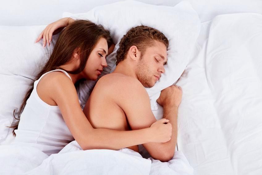 Jakość snu wpływa na jakość związku
