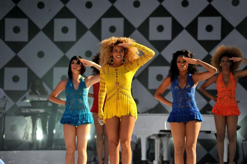"""Beyonce wystąpi w musicalu twórcy serialu """"Glee"""""""