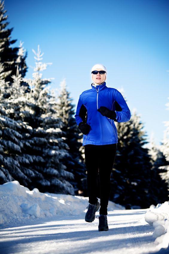 Bieganie w zimie – jak się ubrać?