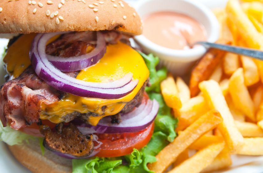 Hamburgery a Alzheimer