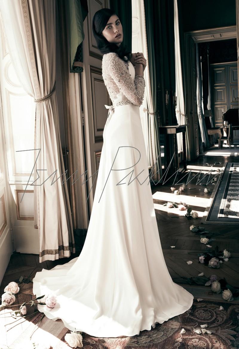 Ślubne inspiracje 2013: Jenny Packham