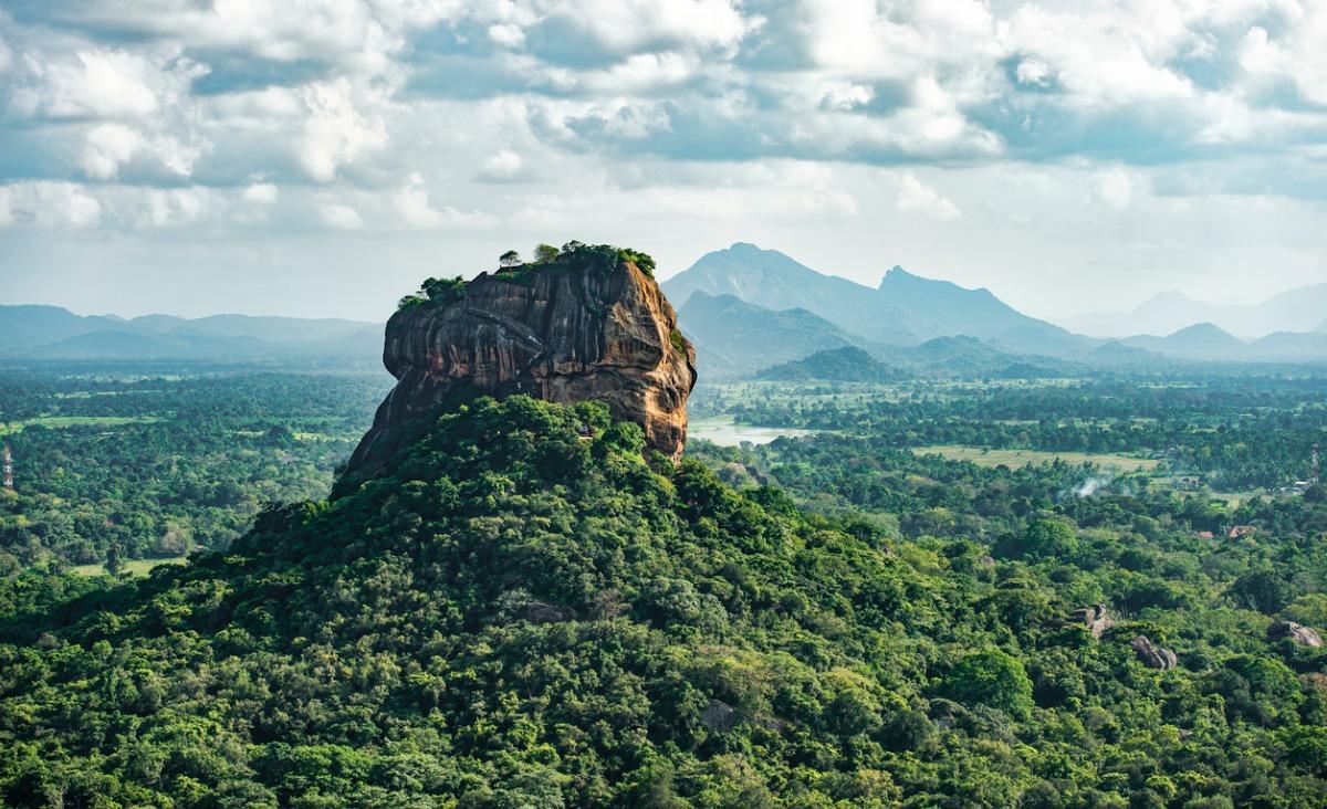 Sri Lanka - wyspa w kształcie łzy