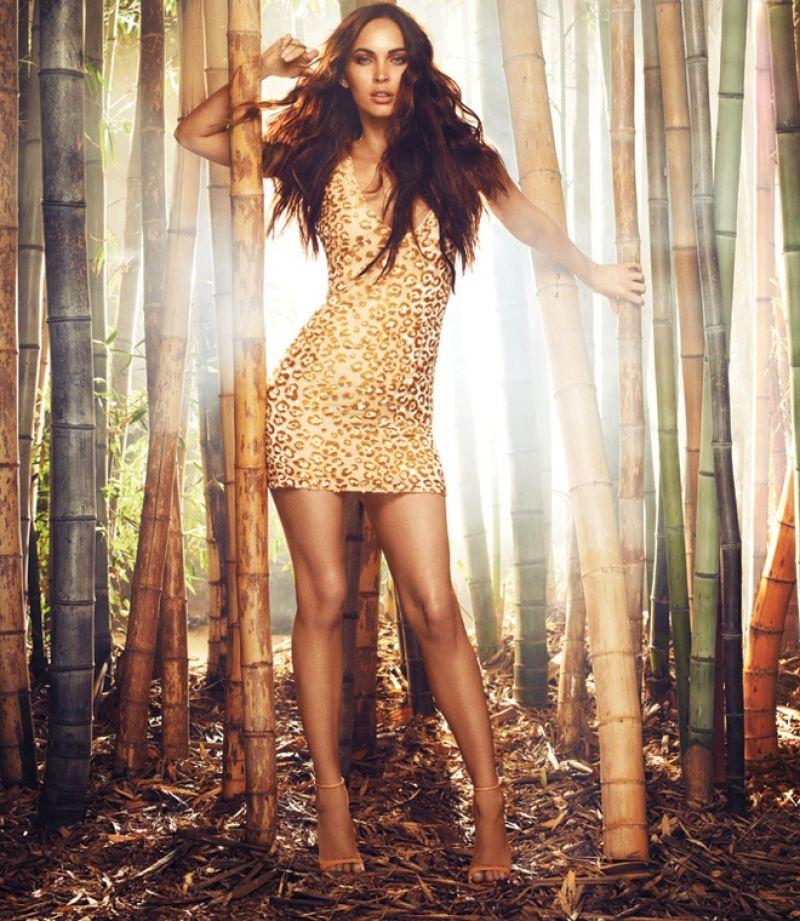 "Megan Fox nową twarzą perfum Avon ""Instinct"""