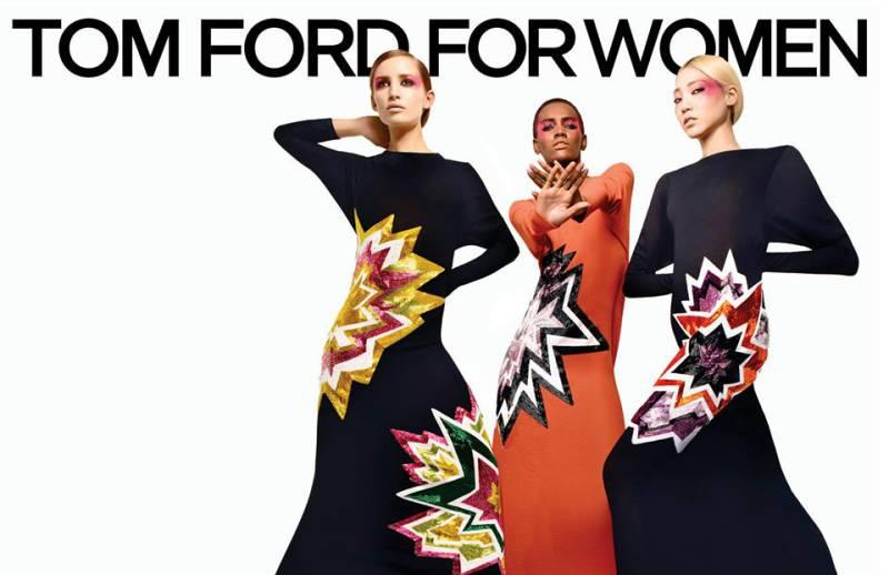 Tom Ford, kampania jesień-zima 2013/2014