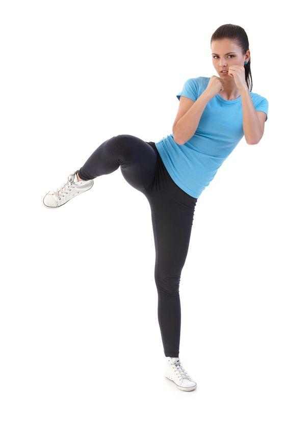 Fitness inspirowany sztukami walki
