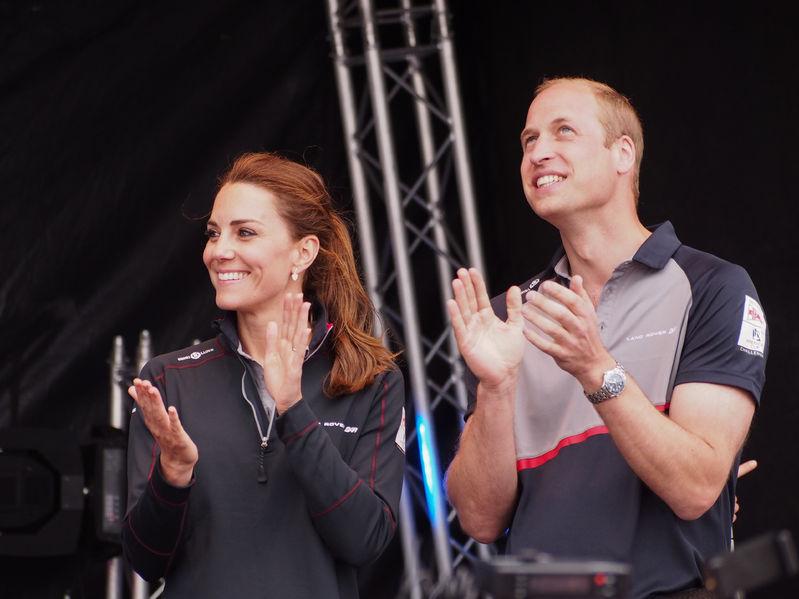 Księżna Kate i książę William przyjadą w lipcu do Polski