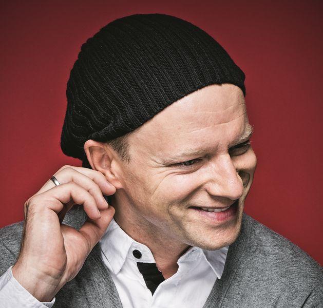 Maciej Stuhr - wywiad