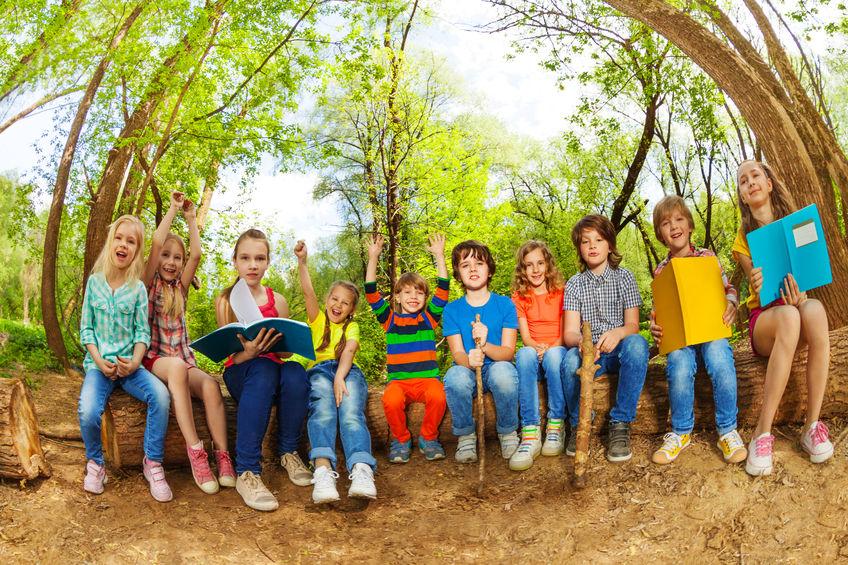 Co dają dzieciom wyjazdy na wakacje?
