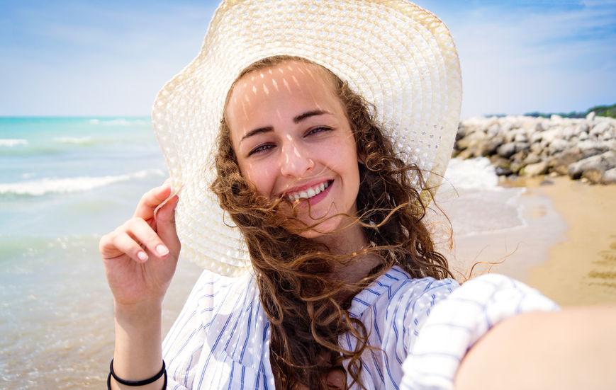 Jak chronić skórę i włosy przed promieniami UV?
