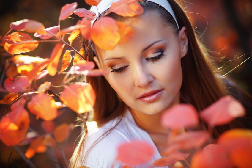 Usłyszeć chrupanie liścia