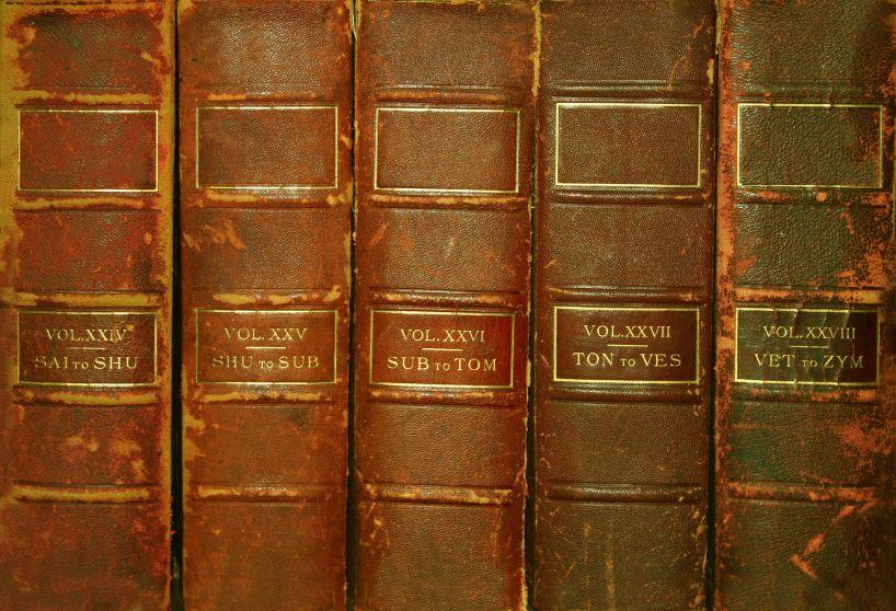 Koniec słynnej Encyklopedii Britannica