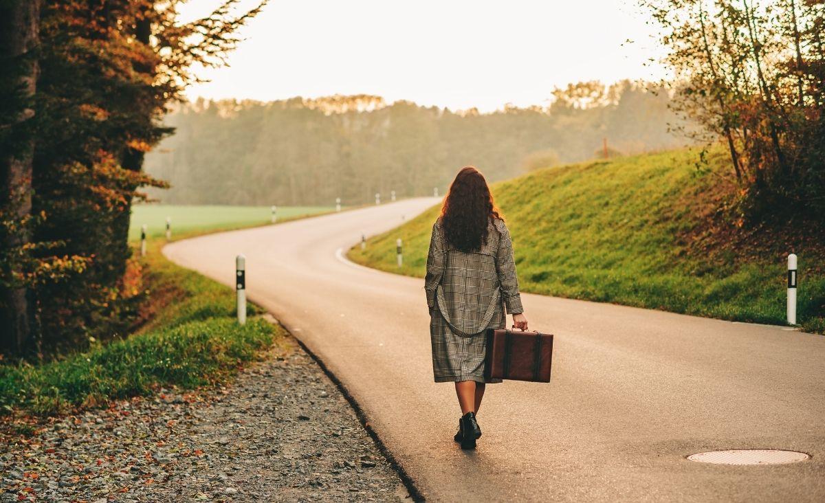 Przełomowe momenty w życiu: z wizytą u siebie