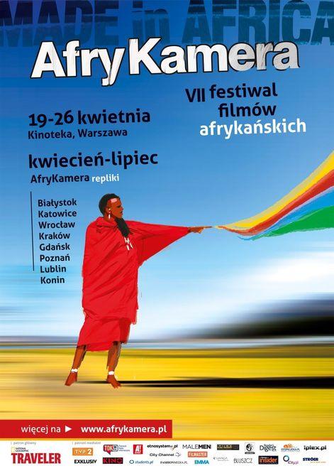 Festiwal Afrykamery 2012 już w tym tygodniu
