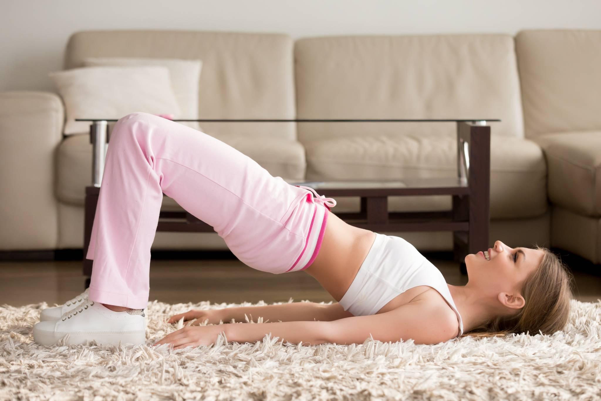 Ćwiczenia miednicy dla zdrowia i satysfakcji seksualnej